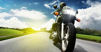 Taille unique plaque moto et scooter